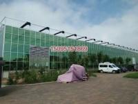 玻璃式智能温室大棚