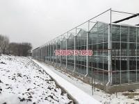玻璃温室骨架